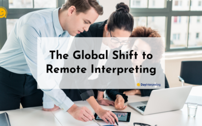 The Global Shift to Remote Interpreting