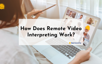 How Does Remote Video Interpreting Work?