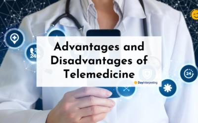 Advantages and Disadvantages of Telemedicine
