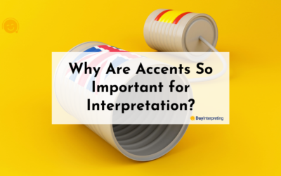 Why Are Accents So Important for Interpretation?