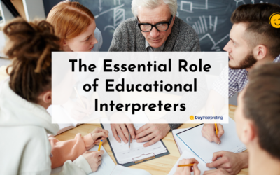 The Essential Role of Educational Interpreters